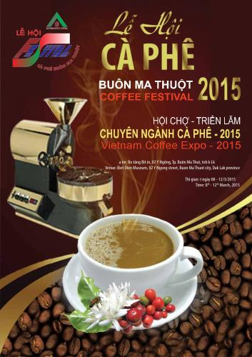THE 5TH BUON MA THUOT COFFEE FESTIVAL – 2015
