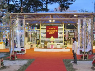 VIETNAM TRADE VILLAGE FAIR – 2011