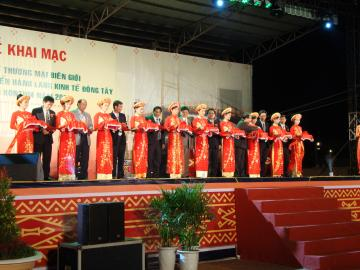 EAST - WEST ECONOMIC CORRIDOR DEVELOPMENT COOPERATION - BORDER TRADE FAIR - KON TON PROVINCE – 2011