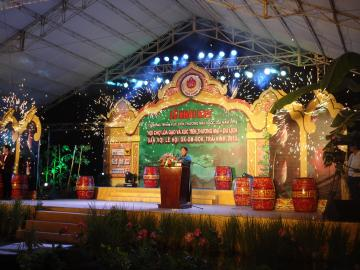 RICE FAIR AND TRADE - TOURIST PROMOTION WITH OK-OM-BOK FESTIVAL OF TRA VINH - 2013