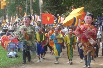 Lễ hội Ok Om Bok - Nét đẹp văn hóa của người Khmer
