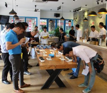 Ban Tổ chức Lễ hội Cà phê Buôn Ma Thuột Thành lập Ban Tổ chức và Ban Thư ký Cuộc thi Cà phê đặc sản Việt Nam 2019