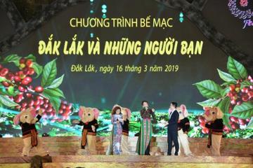 Bế mạc Lễ hội cà phê Buôn Ma Thuột lần thứ 7 - Đắk Lắk và những người bạn