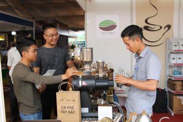 Hội chợ - Triển lãm chuyên ngành cà phê: Thêm cơ hội hợp tác và liên kết tiêu thụ