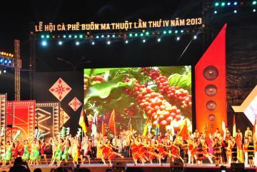 Bản tin số 02 - Khai mạc Lễ hội Cà phê Buôn Ma Thuột lần thứ 4 - 2013