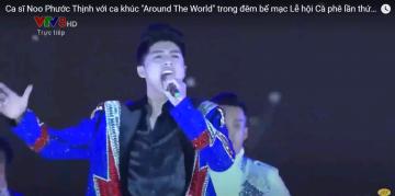 Ca sĩ Noo Phước Thịnh với ca khúc